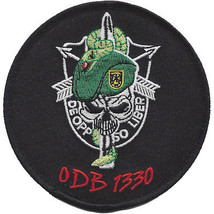 US ARMY Co C 3rd Bn 1st SF Group Operational Detachment Bravo ODB-1330 Patch - $11.87