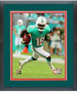 Jakeem Grant 2018 Miami Dolphins Star -11x14 Matted/Framed Photo - $43.55