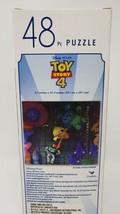 Disney Pixar Toy Story 4 48 Pc Jigsaw Puzzle - New - Buzz, Ducky & Bunny - $8.99