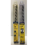 "(New) Irwin 49905  5/16"" Auger Drill Bit 7/32""  Lot of 2 - $18.80"