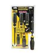 Stanley FMHT62052 6 Piece FatMax Diamond Tip Screwdriver Set - $12.38