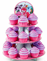 My Little Pony Treat Stand Cupcake Holder Centerpiece Wilton - $7.99
