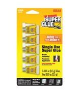 The Original SuperGlue 15175-12 Instant Adhesive Mini Tubes, 5 pk - $19.56