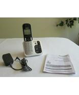 Panasonic KX-TGC220 S Cordless Phone System w/Handset KX-TGCA20 S Adapte... - $16.99