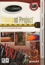Punch! Weekend Project w/NexGen Technology DVD-ROM for Macintosh - NEW i... - $4.98