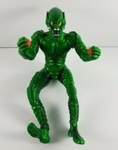 "RARE LARGE 12"" GREEN GOBLIN Spider-Man Movie Marvel Action Figure 2002  - $31.99"