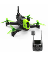 Hubsan H123D X4 JET 5.8G FPV Brushless Racing Drone With 720P Adjustable... - $246.82