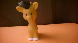 Fisher Price Little People Touch N Feel GIRAFFE Mouse EAR Ark Replacement - $3.50