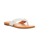UGG Women's Tuolumne Flip-Flops Sandal White Size 8 US 39 EUR - $42.03