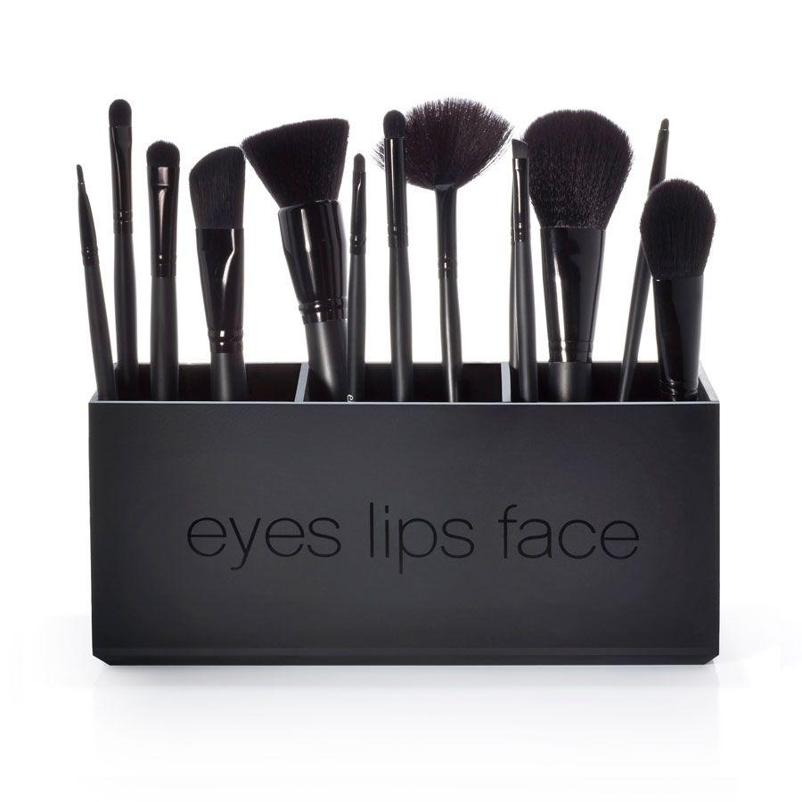 ELF E.L.F. LARGE Makeup Brush Holder Storage - $19.65