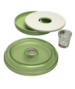 Margaritaville AD2000 Salt Rimmer and Lime Serving Set - $18.26