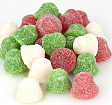 Gummi Holiday Christmas Bells - Pick a Size! - Free Expedited Shipping - $9.49+