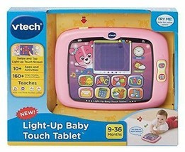 Toddler Learning Tablet Fun Activity Pretend Play Touch Screen Girls Toy NEW - $38.11