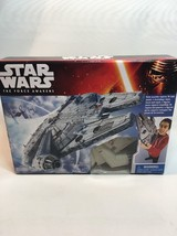 Star Wars The Force Awakens Millennium Falcon Model  2015 NEW Factory Se... - $8.99