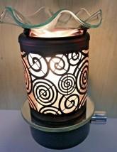 Electric Plug-in Fragrance Lamp/Oil Burner/Wax Warmer/Night Light h-010 ... - $18.80