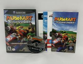 Mario Kart Double Dash Nintendo Gamecube 2003 Tested Working 100% Complete - $56.50