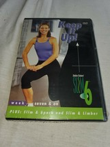 BeachBody Keep It Up! DVD Debbie Siebers' 6 Pack Slim Limber New - $8.00