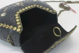 Unbranded Metal Small Vintage Shoulder Purse Crossbody image 5
