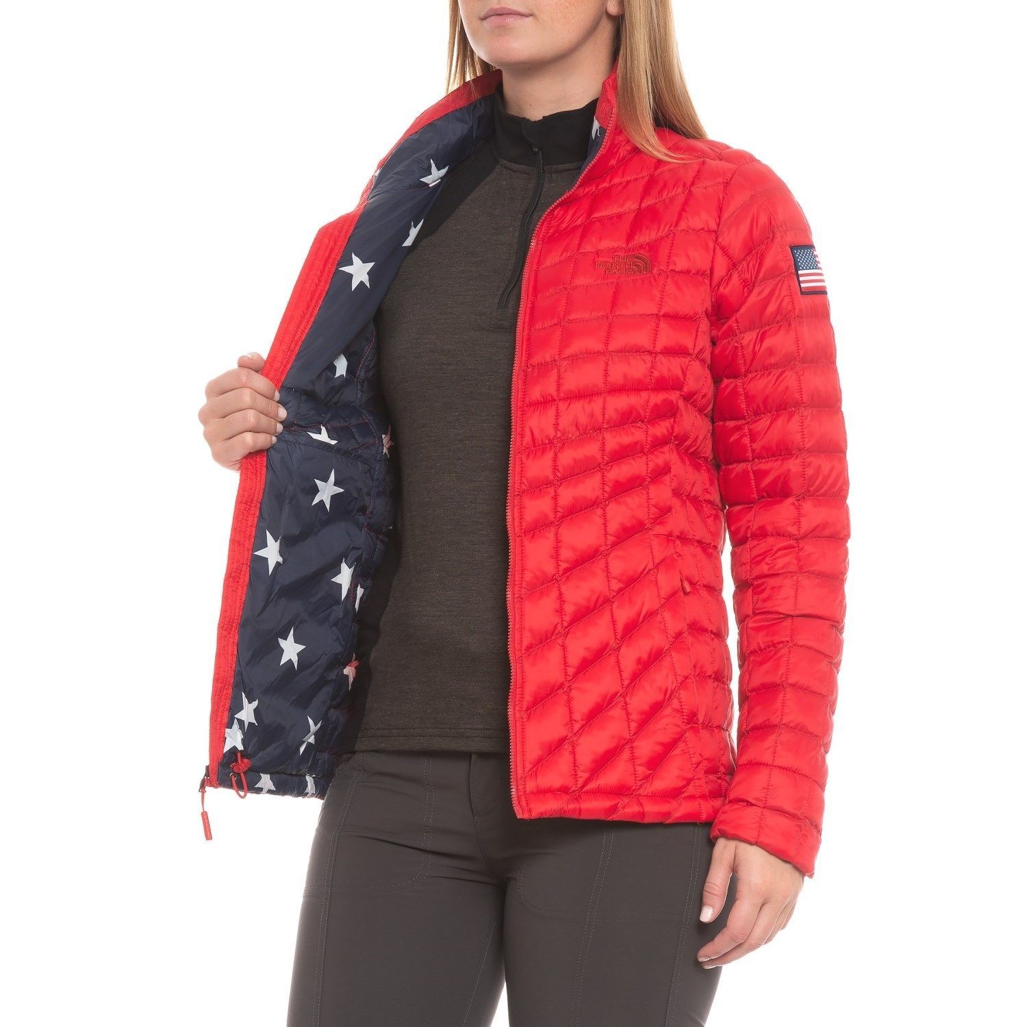 Primary image for The North Face IC ThermoBall® Jacket - Insulated (For Women)
