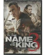 In The Name of The King The Last Mission [Interactive DVD] - $4.90