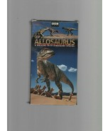 Allosaurus - BBC Video - VHS E1552 - Warner Bros - 2001 - 774051155238 - $4.89