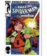 Amazing Spider-man Double Size Annual #19 1985 Marvel Comics NM - $19.59