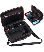 Smatree Hard Carrying Case for Nintendo Switch-Fit for Extra Switch Pro ... - $52.11