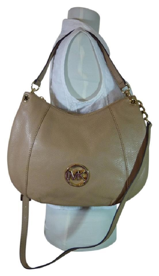 8cdbe81076fb NWT Michael Kors Dark Khaki Convertible and 50 similar items. S l1600