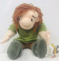Mouseketoys Quasimoto Hunchback Notre Dame Plush Toy Yarn Hair Large - $29.99