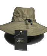 G.H.Bass & Co.Unisex Sun Hat BMH78241.Olive.One Size.MSRP$24.00 - $21.42