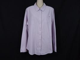 Tommy Hilfiger Button Down Dress Shirt Size 2X Work, Office, Job Interview - $14.95