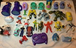GIANT Lot 30 Pc Collection of McDonald's Happy Meal Toys - $33.24