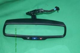 11-14 Cadillac CTS Centex Rear View Rearview Auto Dim Autodim Mirror ONSTAR