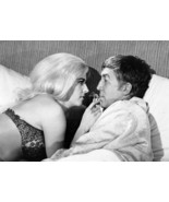 Secret Life of An American Wife 1967 Edy Williams Patrick O'Neal bed 5x7... - $5.75