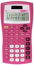 Texas Instruments TI-30X IIS Scientific Calculator – Pretty Pink - $18.92