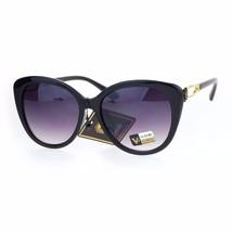 Womens Fashion Sunglasses Elegant Rose Design Butterfly Frame UV 400 - $12.95