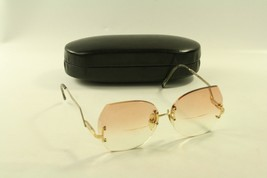 Vintage Berdel Sferoflex Ringless Rx Sunglesses56-16-140 Made In Italy - £19.76 GBP