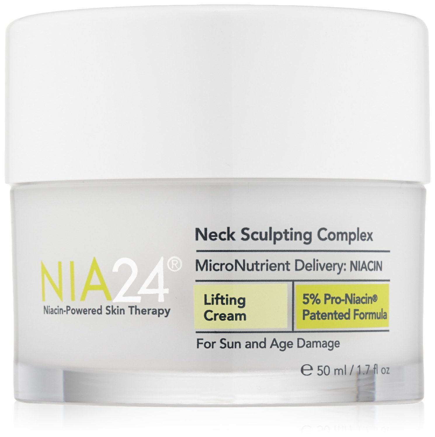 NIA24 Nia 24 Neck Sculpting Complex - 1.7 oz / 50 ml New Fresh - Authentic - $56.99