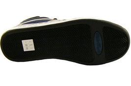 Public Royalty Noir Bleu Zaq Haut Jeans Chaussures Baskets Nib image 6