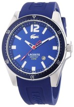 Lacoste 2010665 Mens Seattle Blue Watch - $178.19