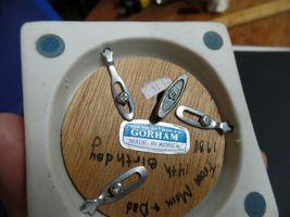 Arnart Gorham Bird bisque porcelain music box pair image 4