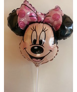 6 Minnie Mouse Birthday Balloons Party Supplies Favors Prizes bag Filler... - $15.99