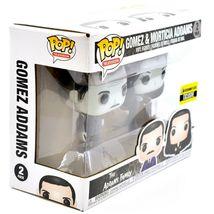 Funko Pop Television Gomez Morticia Addams Family Entertainment Earth Exclusive image 5