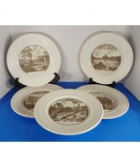 Wedgwood Edme PIRANESI Dinner Plate (s) LOT OF 5 Made in England - $59.35