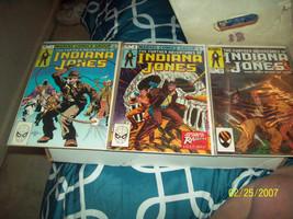 FURTHER ADVENTURES OF INDIANA JONES # 1, 8, 24, - $7.00