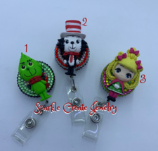 Dr Seuss Clay Badge Reel image 3