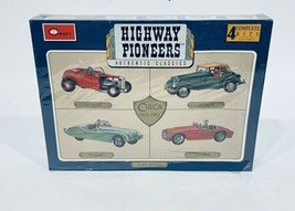 Vintage Highway Pioneers Authentic Classics Circa 1932-1952 MINICRAFT Kit #1505 - $49.49