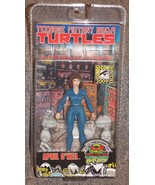 2009 Teenage Mutant Ninja Turtles April Oneil Comic Con Exclusive Figure... - $34.99