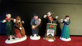 Department 56 Dickens Village Chamber Orchestra #58840-NEW IN BOX - $14.70