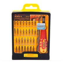 Screwdriver Set 32pcs Jackly JK6032-A 32in1 Pocket Tool Kit Cell Phones AB3